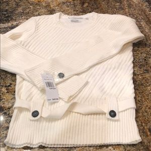 Tommy Hilfiger belted sweater